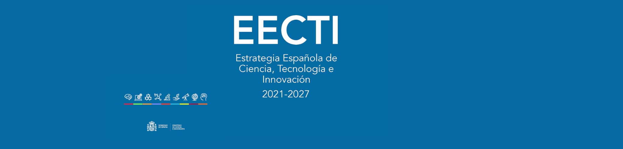 Spanish Strategy for Science, Technology and Innovation 2021-2027